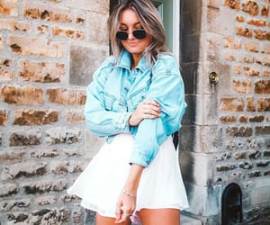 beautiful, bomber, and chic image