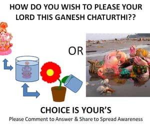 festival, Ganesh, and idol image