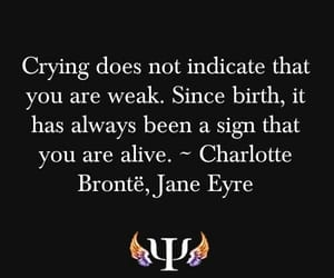 jane eyre and quote image