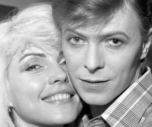 david bowie and deborah harry image