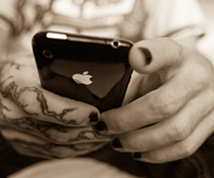 apple, tattoo, and jeff hardy image