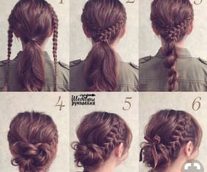 hairstyle, steps, and how to image