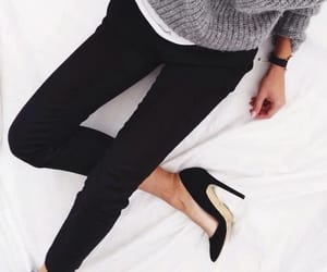 beautiful, clothes, and shoe image