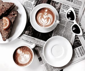 breakfast, coffee, and food porn image