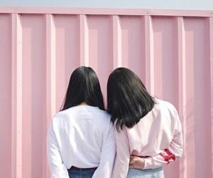 girls, kawaii, and korean image