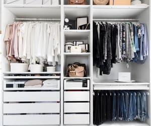 closet, clothes, and gucci image