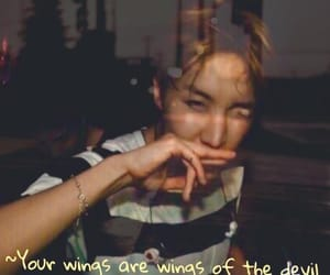 quotes, jhope, and bts image