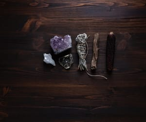 herbs, photography, and supernatural image