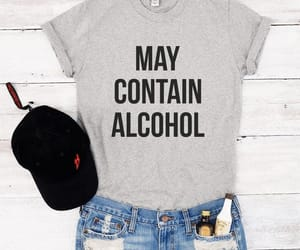 alcohol, etsy, and funny image
