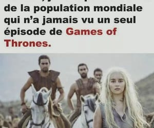 francais, games of thrones, and pas vue image