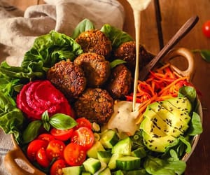 delicious, healthy, and food image