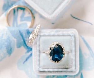 accessories, fashion, and blue image