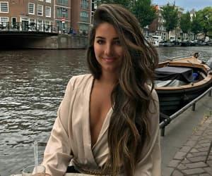 brunette, veneza, and fashion image