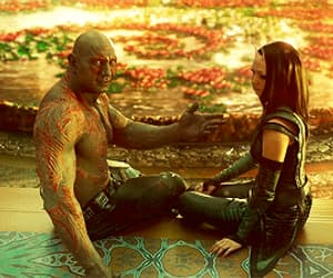gif, mantis, and guardians of the galaxy image