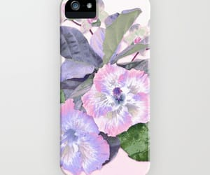 Collage, phonecase, and floral image