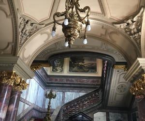 art, church, and visit image