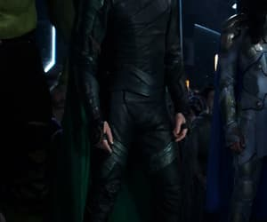 gif, thor, and god of mischief image