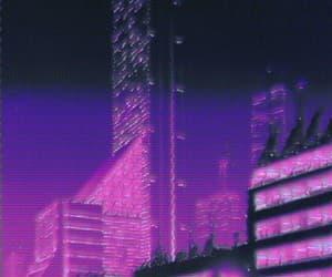 city, dark, and gif image