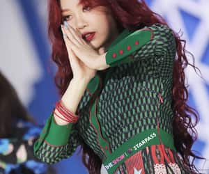 (g)i-dle, kpop, and soojin image