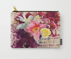 art, pouches, and pretty image