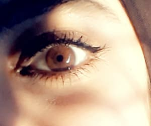eye's, عيون_بنية, and الجمال image