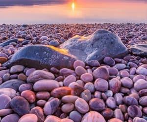 amazing, beach, and nature image