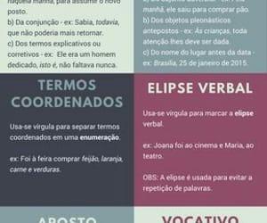 brasil, português, and educação image