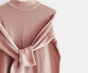 fashion, white, and knitwear image