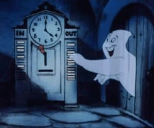 ghosts, gif, and Halloween image
