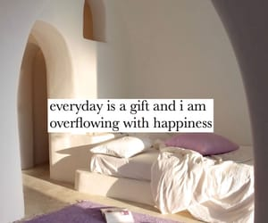 affirmation, fact, and gratitude image