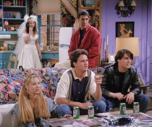 90s, chandler, and F.R.I.E.N.D.S. image