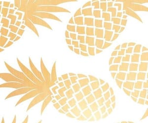 ananas, golden, and 🍍 image