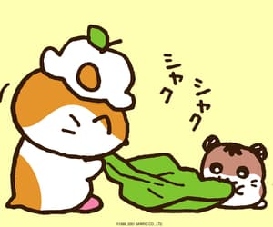 animal, beige, and hamster image