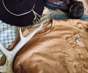 autumn, hat, and carhartt image
