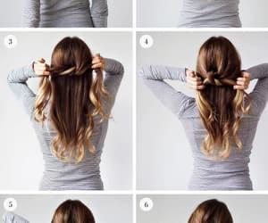 belleza, hair, and paso a paso image
