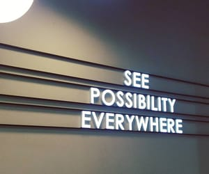 possibility, quote, and text image