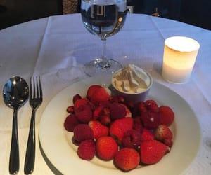 berries, light, and luxury image