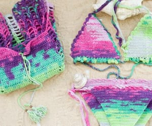 beachwear, etsy, and for woman image