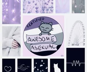 article, asexuality, and asexual image
