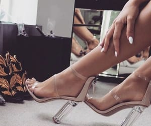 fashion, high heels, and beuty image