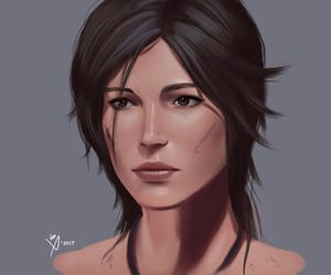 lara croft, tomb raider, and croft image