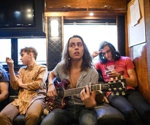 band, brothers, and hippy image