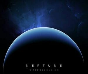 neptune and universe image