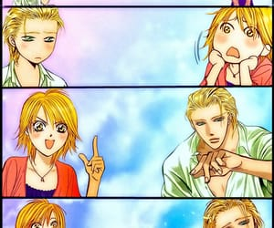 manga, anime, and skip beat image