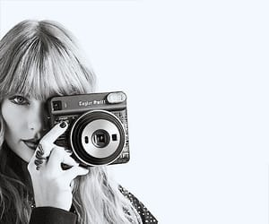Taylor Swift, camera, and Reputation image