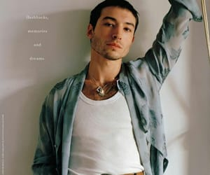 ezra miller and aesthetic image