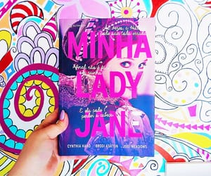 book, my lady jane, and books image