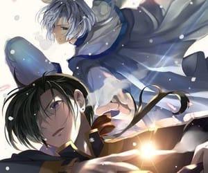 akatsuki no yona, jae ha, and kija image