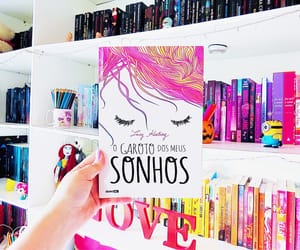 book, sonhos, and love books image