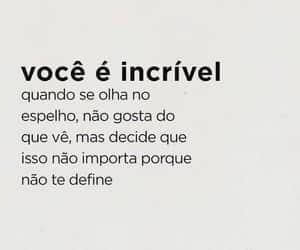 frase, inspiring, and portuguese image